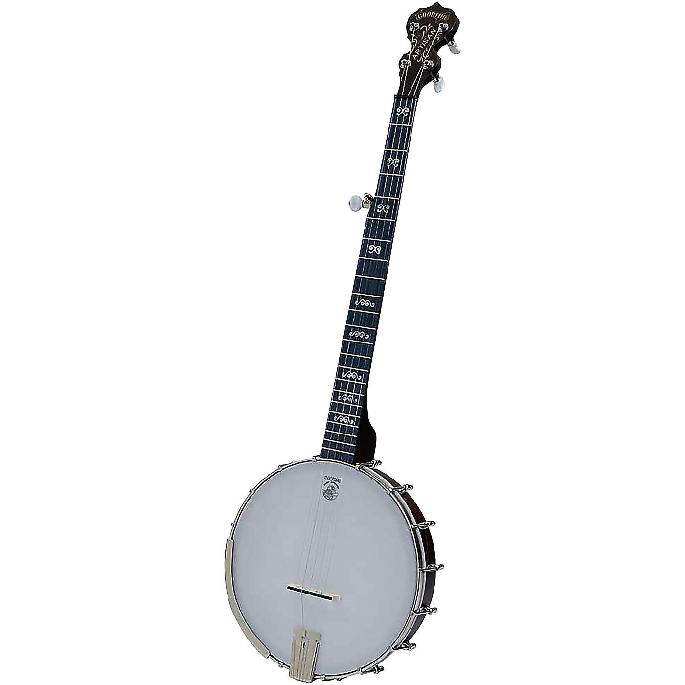 Deering Artisan Goodtime 5-String Open Back Banjo thumbnail