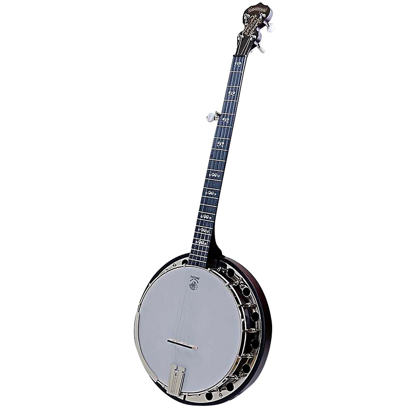 Deering Artisan Goodtime Special 5-String Resonator Banjo thumbnail