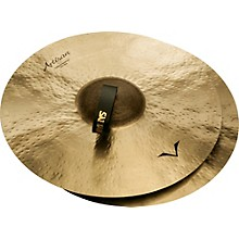 Sabian Artisan Traditional Symphonic Extra Dark Medium Crash