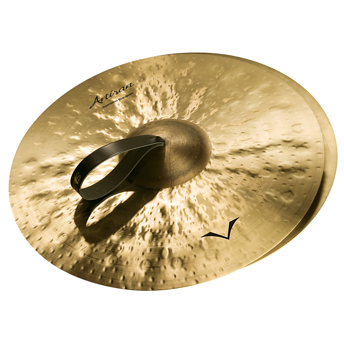 Sabian Artisan Traditional Symphonic Medium Light Cymbals thumbnail