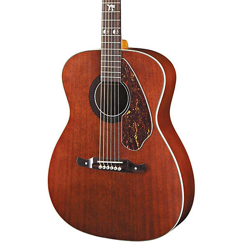 Fender Artist Design Series Tim Armstrong Hellcat Concert Acoustic-Electric Guitar-thumbnail
