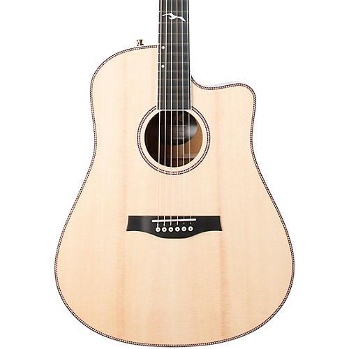 Seagull Artist Mosaic CW HG EQ Acoustic-Electric Guitar thumbnail