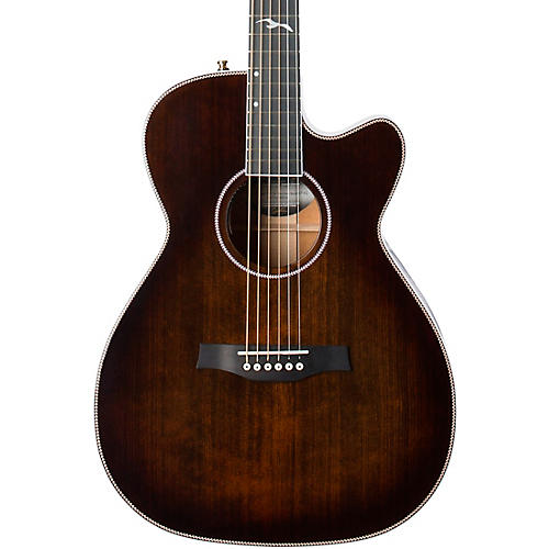 Seagull Artist Mosaic Concert Hall CW GT EQ Acoustic-Electric Guitar thumbnail