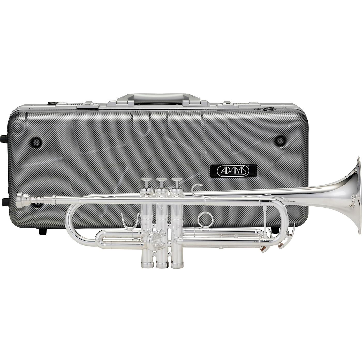 Adams Artist Series #40 Trumpet w/case, .460 Bore - Lacquer thumbnail