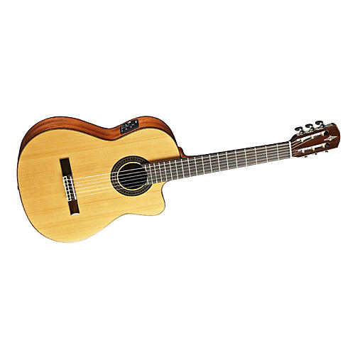 Alvarez Artist Series AC615CE Classical Cutaway Acoustic-Electric Guitar-thumbnail