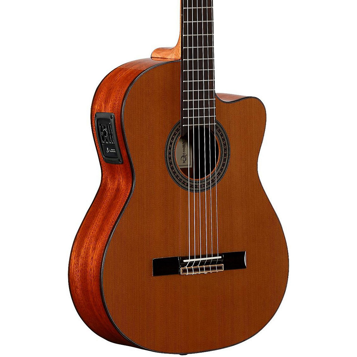 Alvarez Artist Series AC65CE Classical Acoustic-Electric Guitar thumbnail