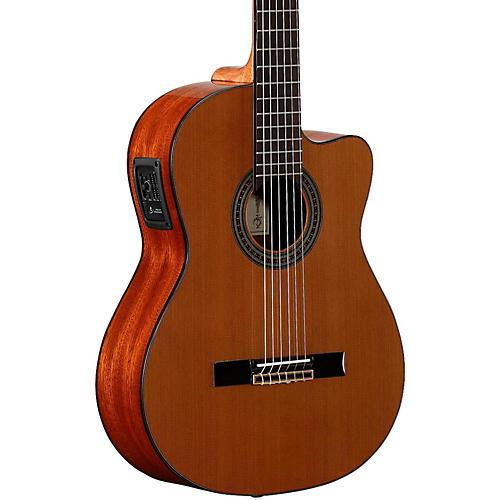 Alvarez Artist Series AC65CE Classical Acoustic-Electric Guitar thumbnail