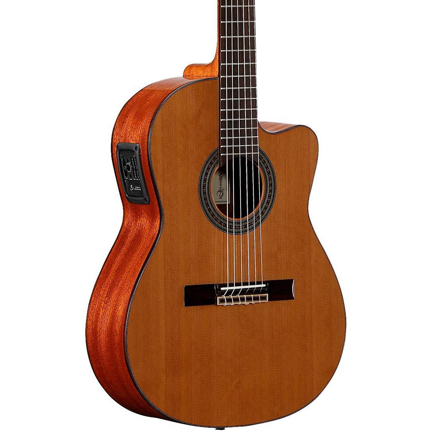 Alvarez Artist Series AC65HCE Classical Hybrid Acoustic-Electric Guitar thumbnail