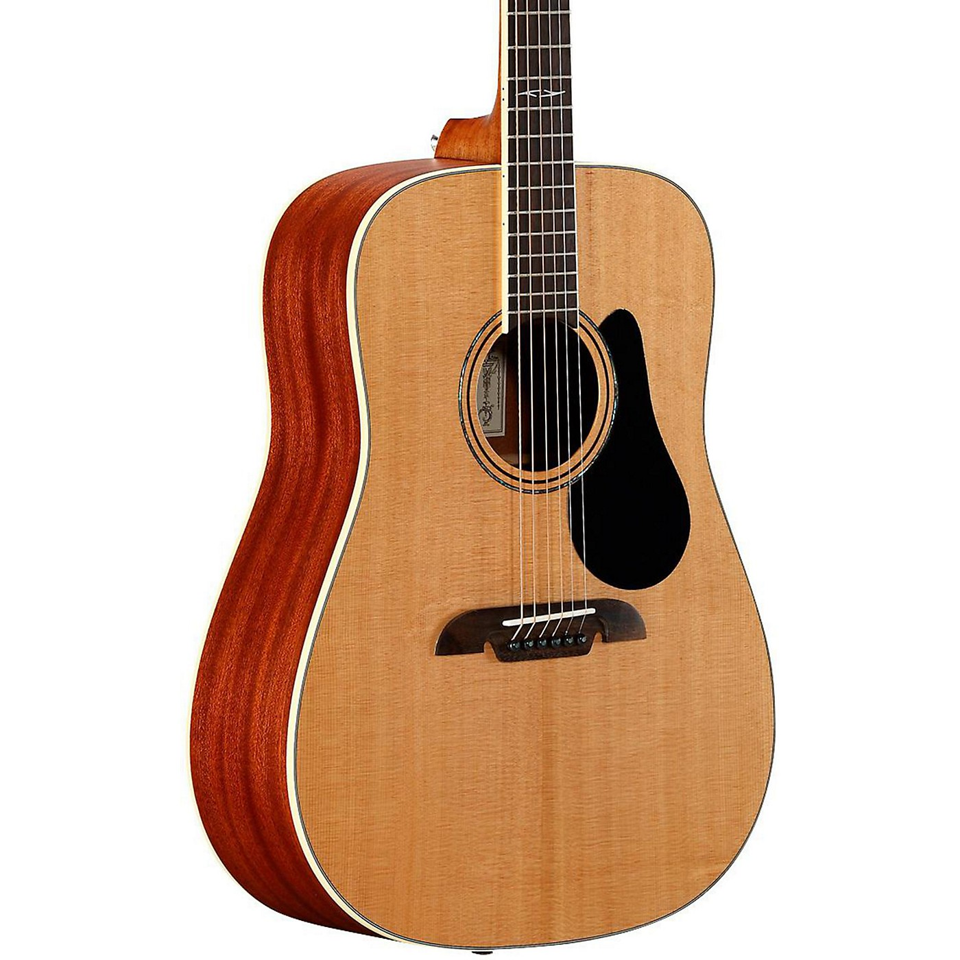 Alvarez Artist Series AD60 Dreadnought  Acoustic Guitar thumbnail