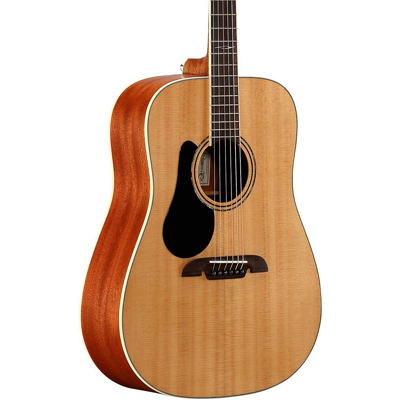 Alvarez Artist Series AD60L Dreadnought Left Handed Guitar thumbnail
