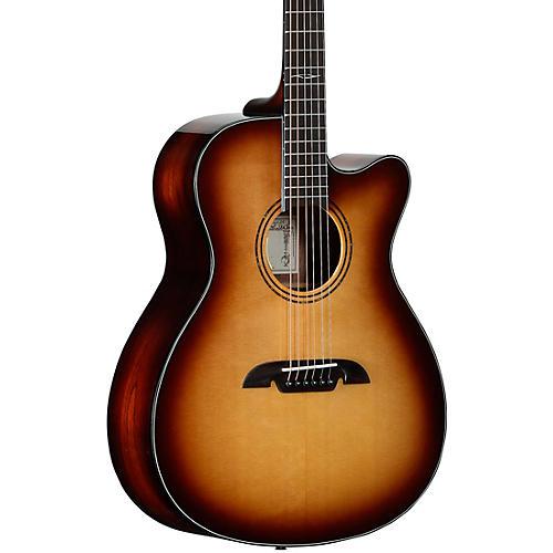 Alvarez Artist Series AF770CESHB OM Acoustic-Electric Guitar thumbnail