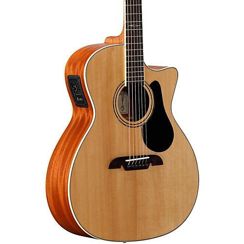 Alvarez Artist Series AG60CE Grand Auditorium Acoustic-Electric Guitar thumbnail