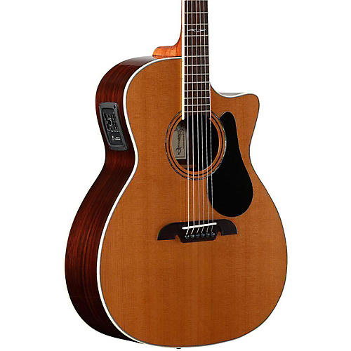 Alvarez Artist Series AG75CE Grand Auditorium Acoustic-Electric Guitar thumbnail