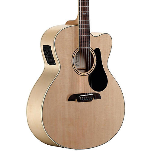 Alvarez Artist Series AJ80CE Jumbo Acoustic-Electric Guitar thumbnail