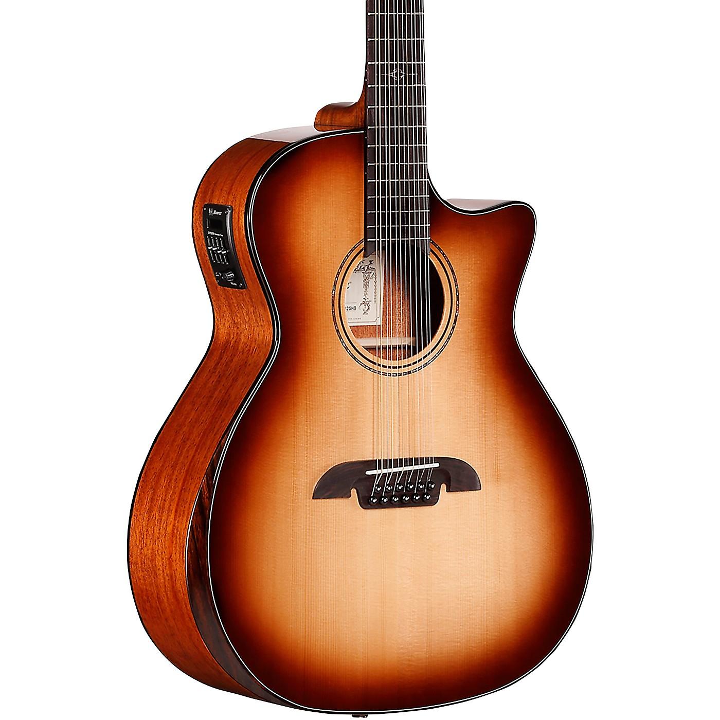 Alvarez Artist Series Grand Auditorium Acoustic-Electric 12-String Guitar thumbnail