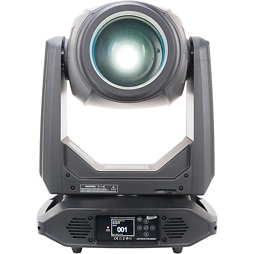 Elation Artiste Picasso Moving Head LED Fixture thumbnail