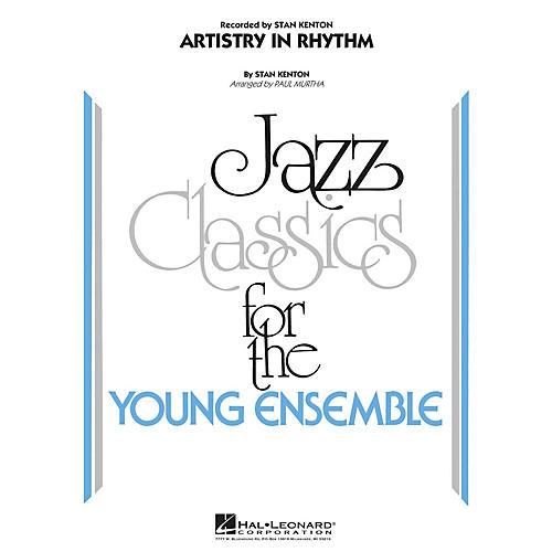 Hal Leonard Artistry in Rhythm Jazz Band Level 3 Arranged by Paul Murtha thumbnail