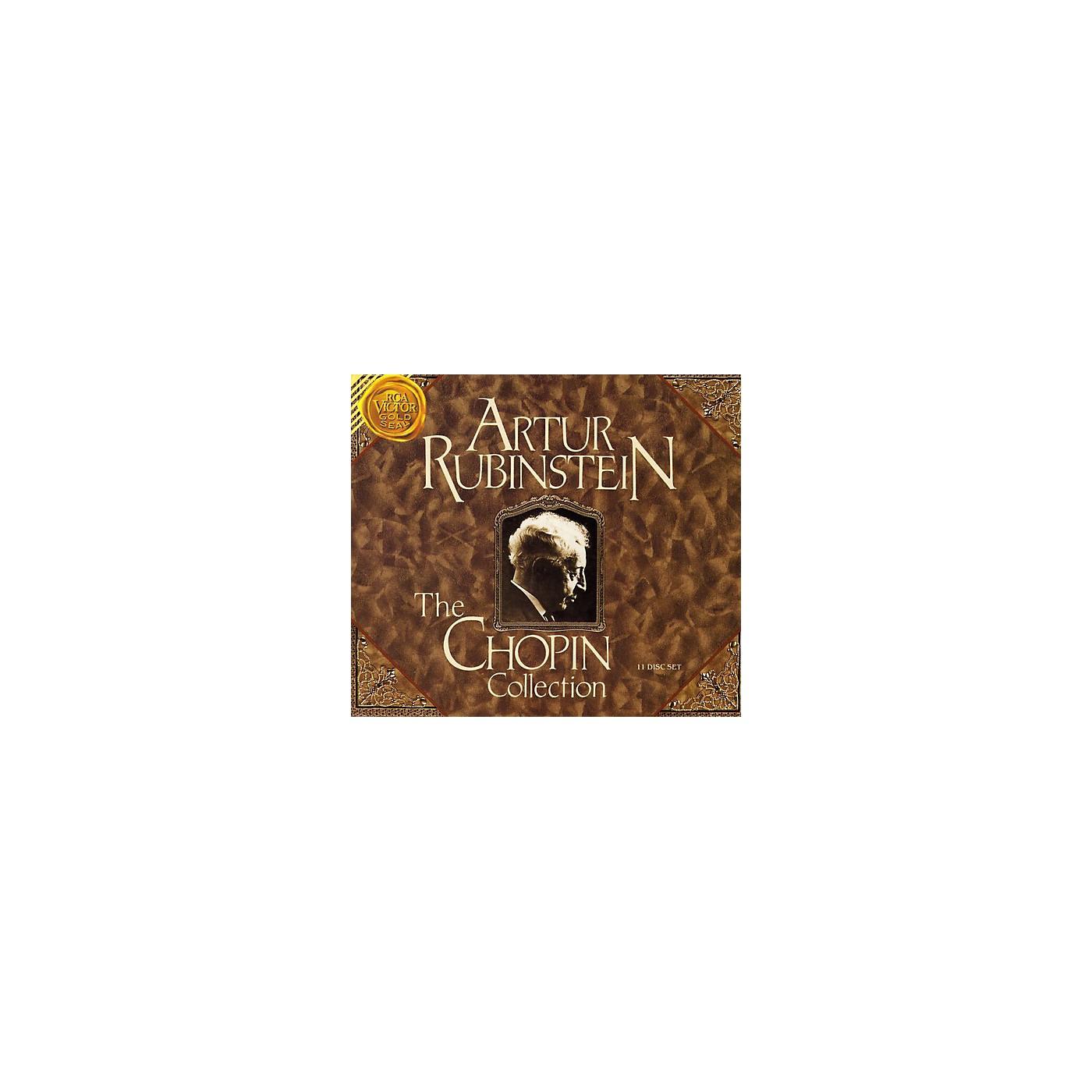 Alliance Artur Rubinstein - Chopin Collection (CD) thumbnail