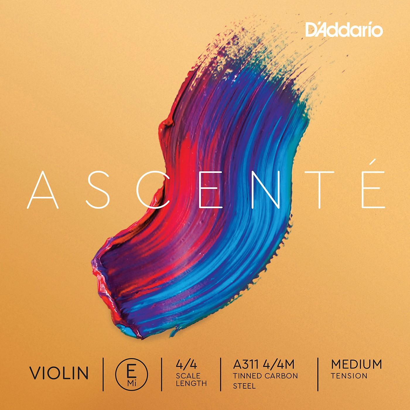D'Addario Ascente Violin E String thumbnail