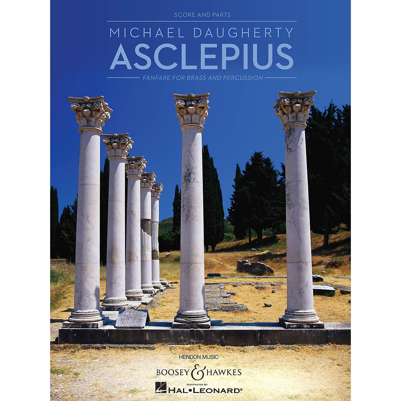 Boosey and Hawkes Asclepius Boosey & Hawkes Chamber Music Series by Michael Daugherty thumbnail