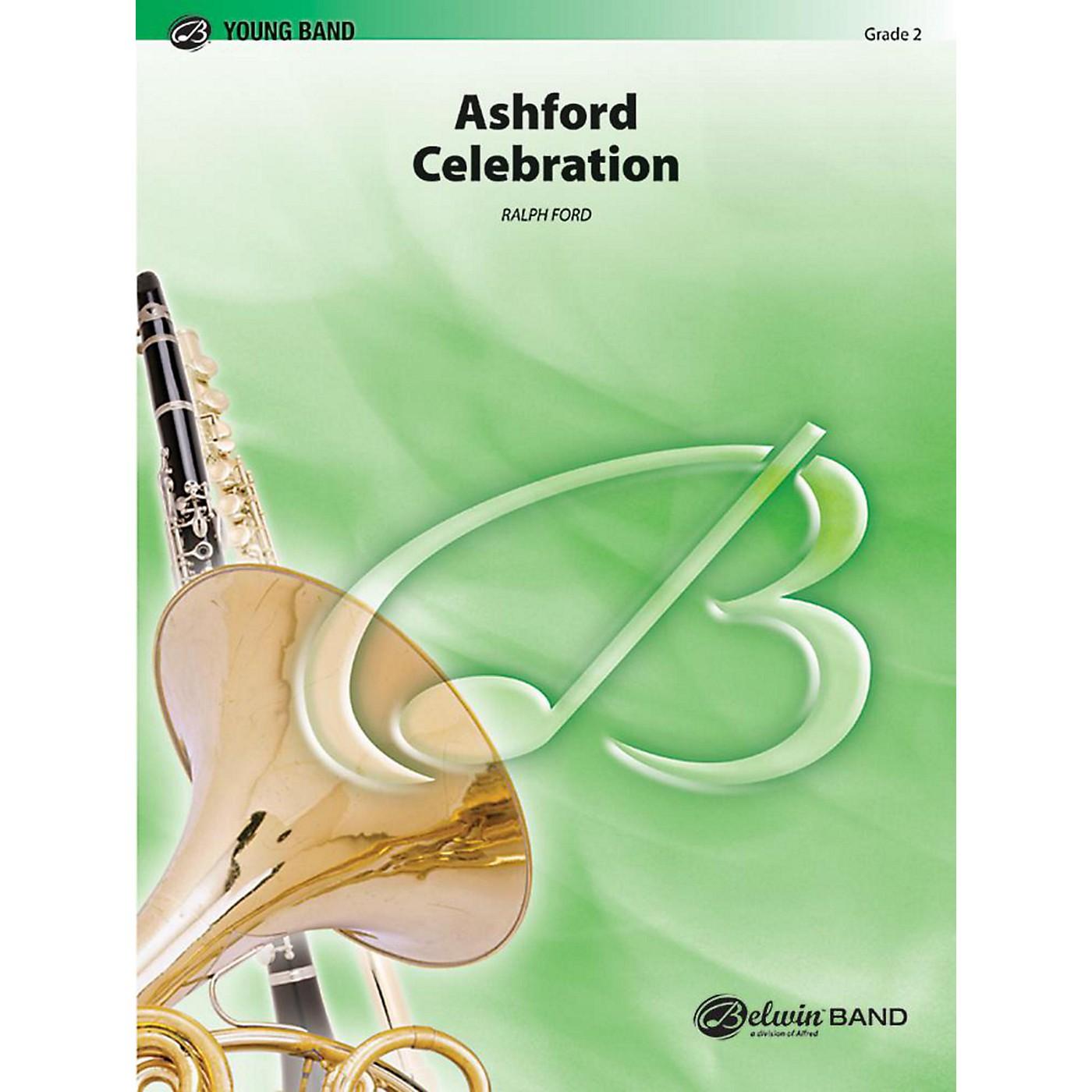Alfred Ashford Celebration Concert Band Grade 2 Set thumbnail