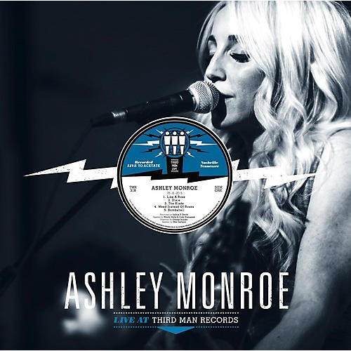 Alliance Ashley Monroe - Live at Third Man thumbnail