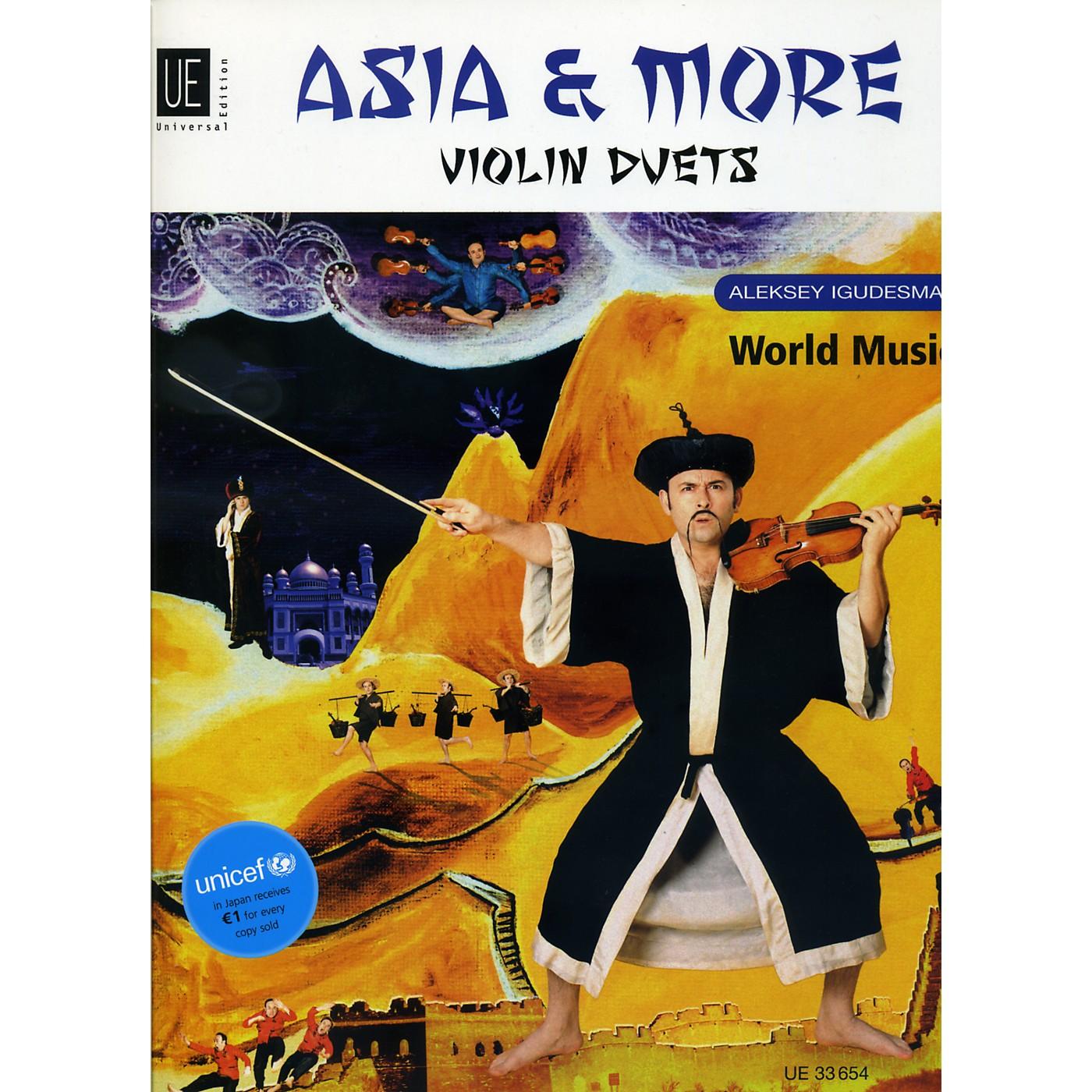 Theodore Presser Asia & More thumbnail