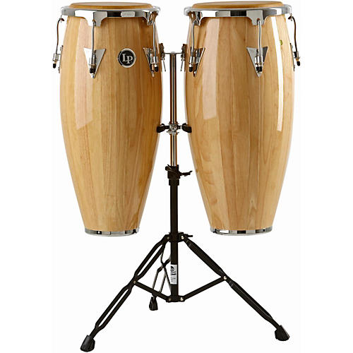 LP Aspire Conga Set with Free Bongos thumbnail
