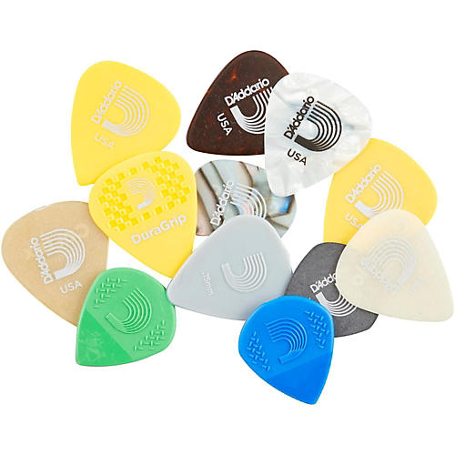 D'Addario Assorted Variety Pick 12-Pack thumbnail