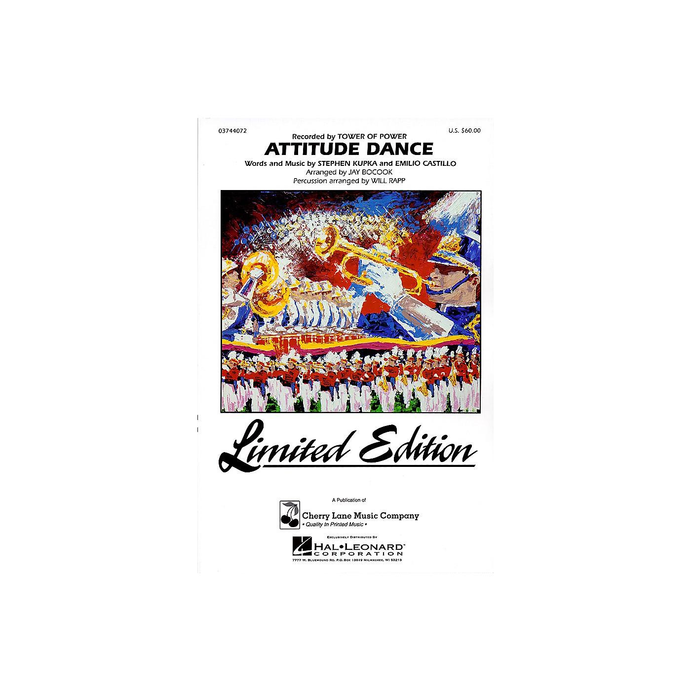 Cherry Lane Attitude Dance Marching Band Level 4 Arranged by Jay Bocook thumbnail