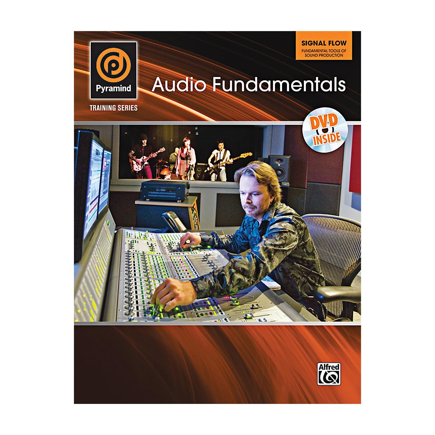 Alfred Audio Fundamentals Book & DVD thumbnail