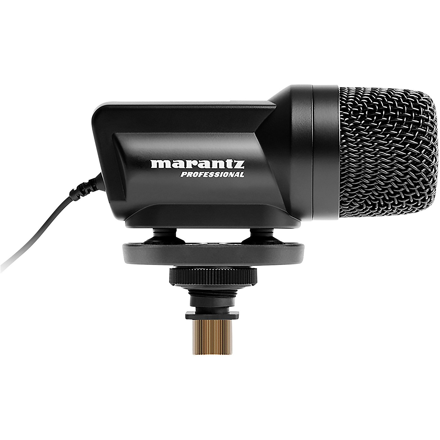 Marantz Professional Audio Scope SB-C2, X/Y Stereo condenser microphone for DSLR cameras thumbnail