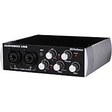 PreSonus AudioBox 2x2 Black Edition USB Recording System