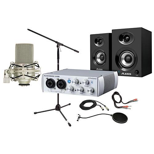 PreSonus AudioBox 2x2 Elevate 990 Package thumbnail