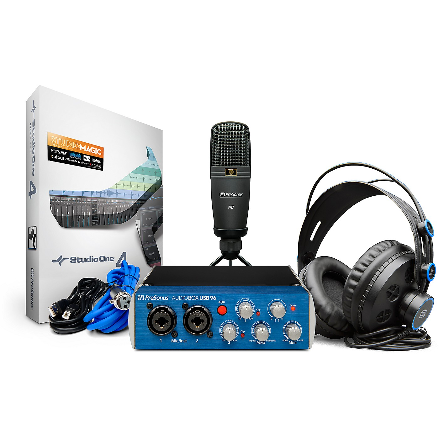 Presonus AudioBox 96 Studio thumbnail