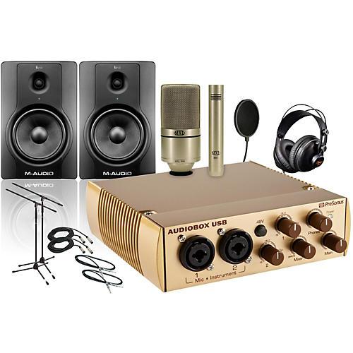 PreSonus AudioBox Gold 990/991 BX8 Package thumbnail