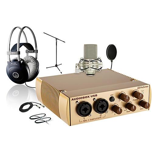 PreSonus AudioBox Gold 990 M80MKII Package thumbnail