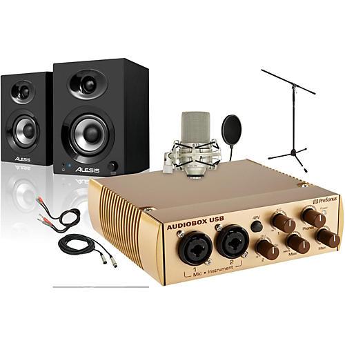 PreSonus AudioBox Gold Elevate 990 Package thumbnail