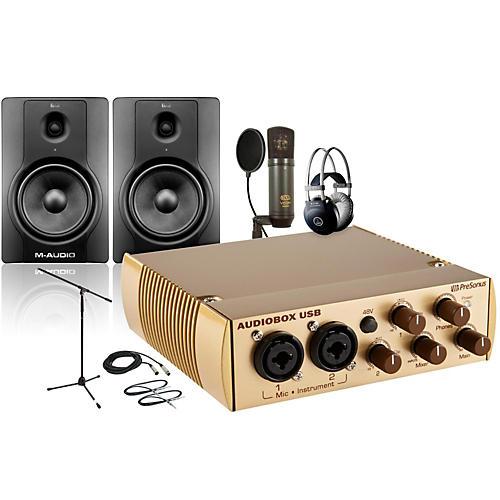 PreSonus AudioBox Gold V63M BX8 Package thumbnail
