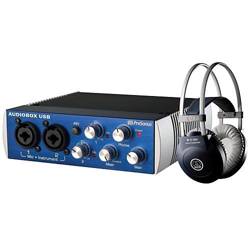 PreSonus AudioBox USB 2x2 AKG Package thumbnail
