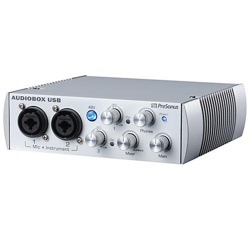 PreSonus AudioBox USB 2x2 Audio Recording Interface Limited Edition-thumbnail