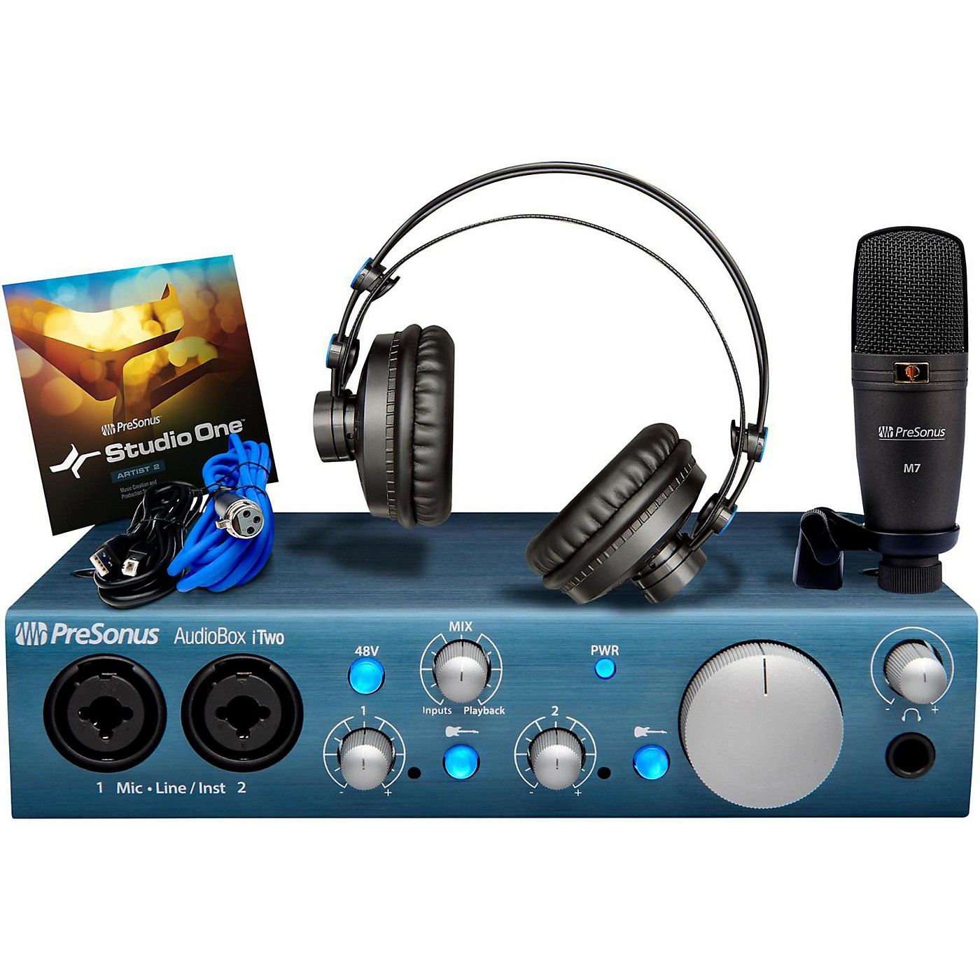 PreSonus AudioBox iTwo Studio thumbnail