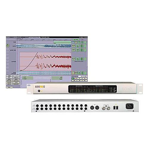 Echo AudioFire12 12-Channel FireWire Audio Interface thumbnail