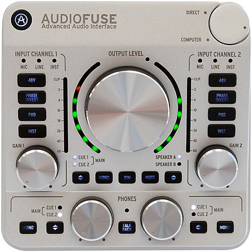 Arturia AudioFuse Audio Interface thumbnail