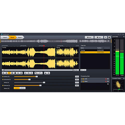 ACON DIGITAL AudioLava 2 thumbnail