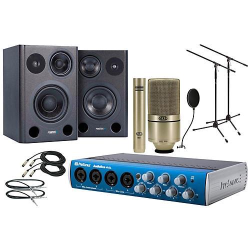 PreSonus Audiobox 44VSL 990/991 Package thumbnail