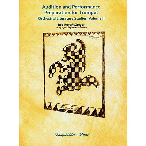 Carl Fischer Audition & Performance Preparation for Trumpet Volume 2 Book thumbnail