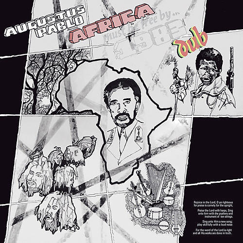 Alliance Augustus Pablo - Africa Must Be Free By 1983 Dub thumbnail