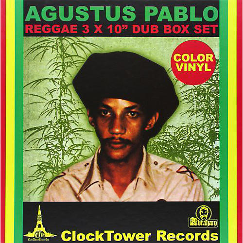 Alliance Augustus Pablo - Dub Box Set thumbnail