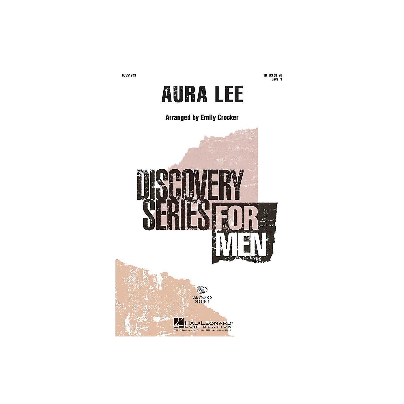 Hal Leonard Aura Lee TB arranged by Emily Crocker thumbnail